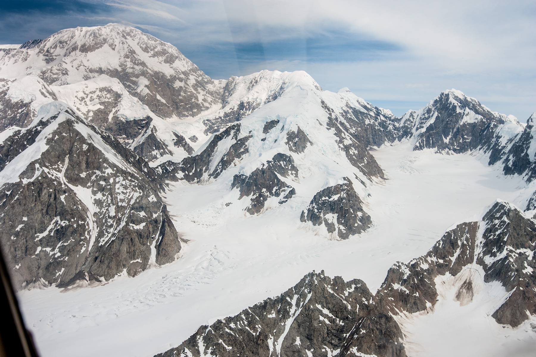 Denali Grand Tour Flight