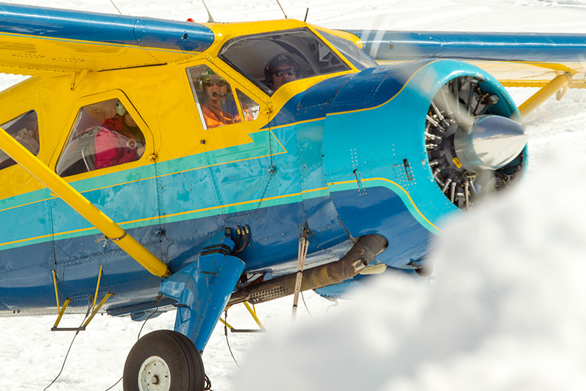 Talkeetna Glacier Flight Tours