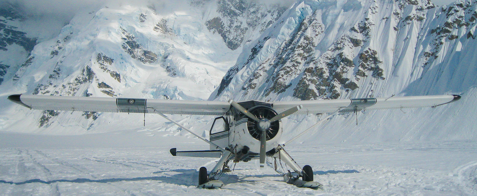 Denali National Park Glacier Landings Flight Tours