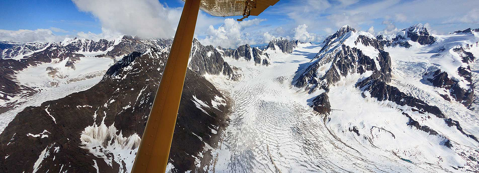 Denali Grand Flightseeing Tours from Talkeetna