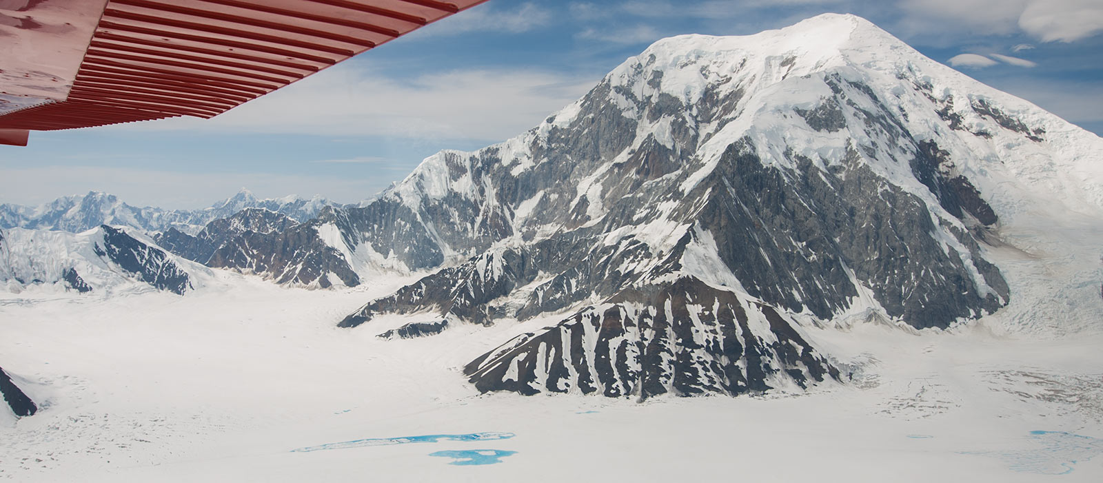 Denali Base Camp Flight Tours