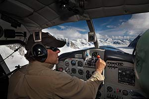 Mt. McKinley Flightseeing